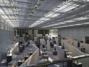 مرکز هنرهای تجسمی سینزبری نورمن فاستر