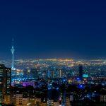 مطالعات اقلیم تهران