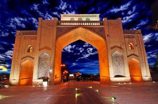 مطالعات اقلیم شیراز