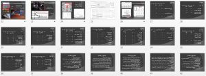 پاورپوینت برنامه فیزیکی و ضوابط طراحی سینما