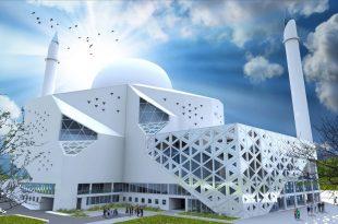 پاورپوینت تأثیر دین اسلام در طبیعت و معماری