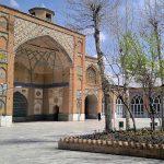 پاورپوینت تأثیر سبک نئوکلاسیسم بر خانه های تبریز در دوران قاجار