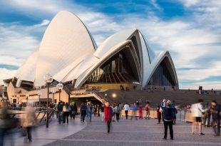 پاورپوینت تحلیل و بررسی خانه اپرای سیدنی