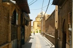 پاورپوینت محله سنگ سیاه شیراز
