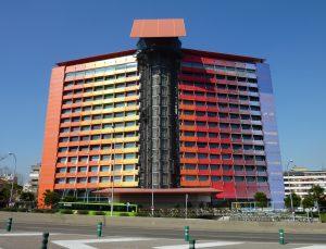 هتل سیلکن پوئرتا آمریکا